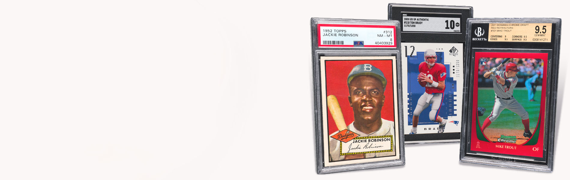 Rare Baseball Card Auction